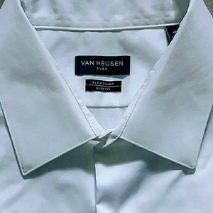 "Van Heusen ""Flex Slim Fit"" Dress Shirt"